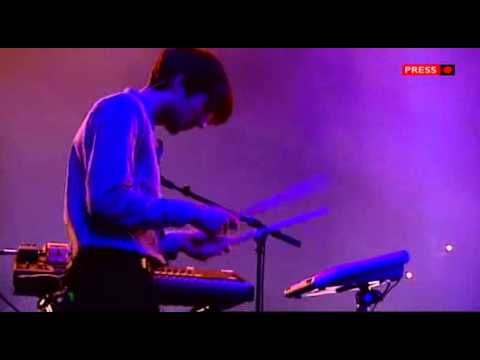 Delphic - This Momentary Live at Reading Festival 2010