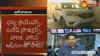 IT Raids on Jai Simhas producer C Kalyan