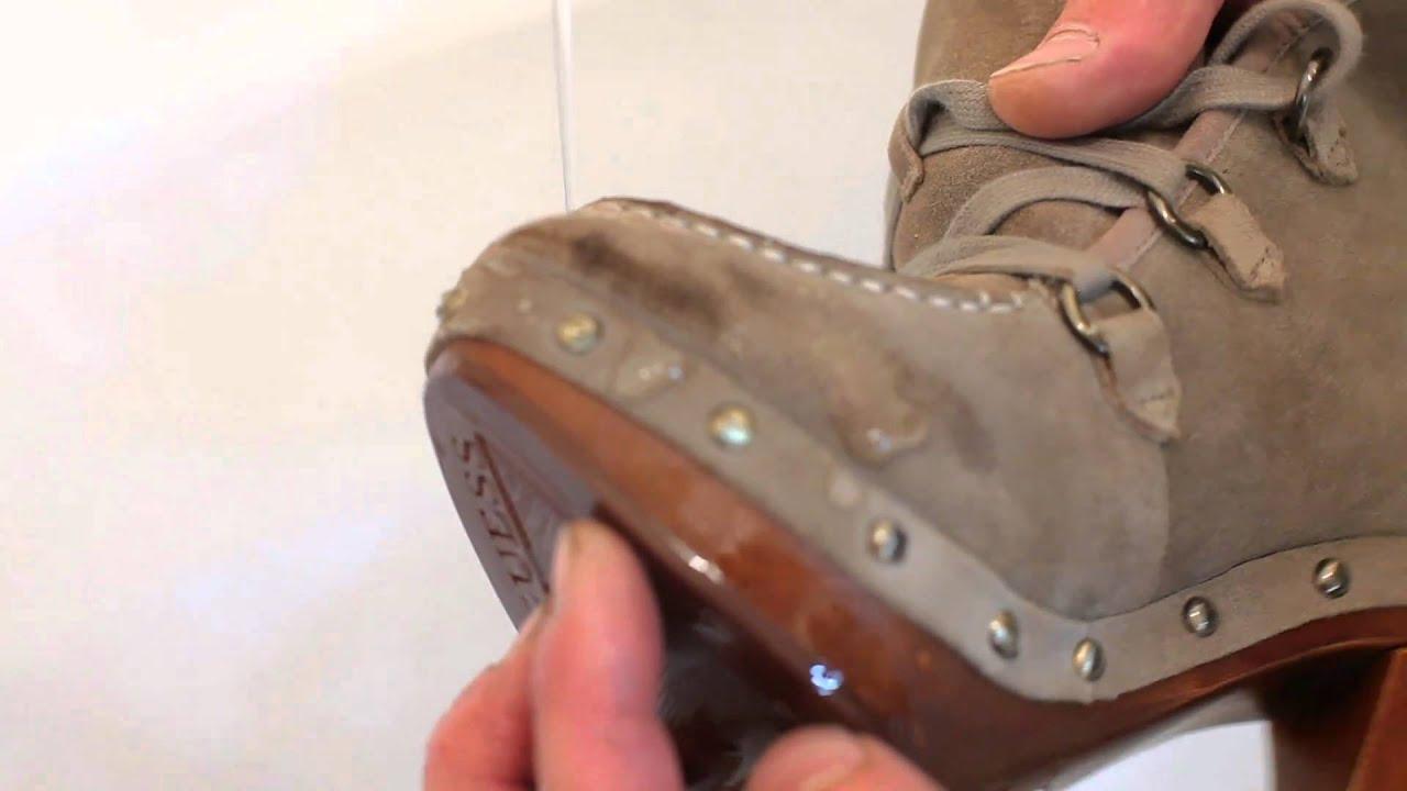 Почистить замшевые туфли своими руками 95
