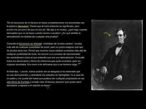 Euclides como padre de la geometría