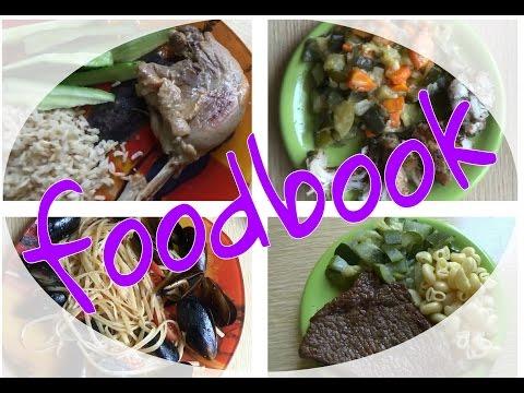 Foodbook: что я ем? простые рецепты на каждый день