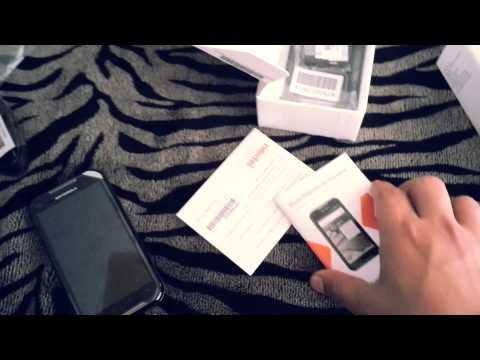 Unboxing Motorola Iron Rock de Nextel
