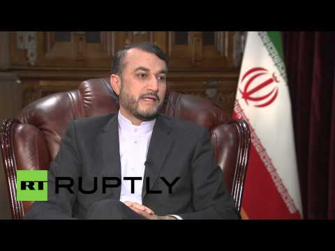 Russia: Iran's Amir-Abdollahian supports the Houthi's political fight against terror