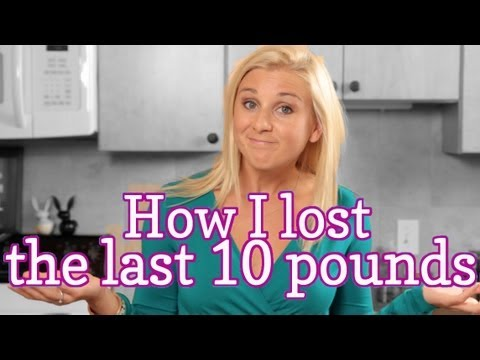 How I Lost The Last 10lbs