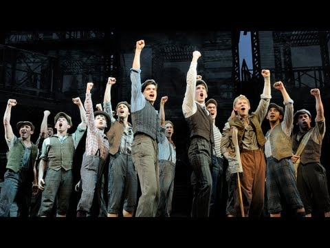 Newsies is listed (or ranked) 25 on the list The Best Broadway Shows for Kids
