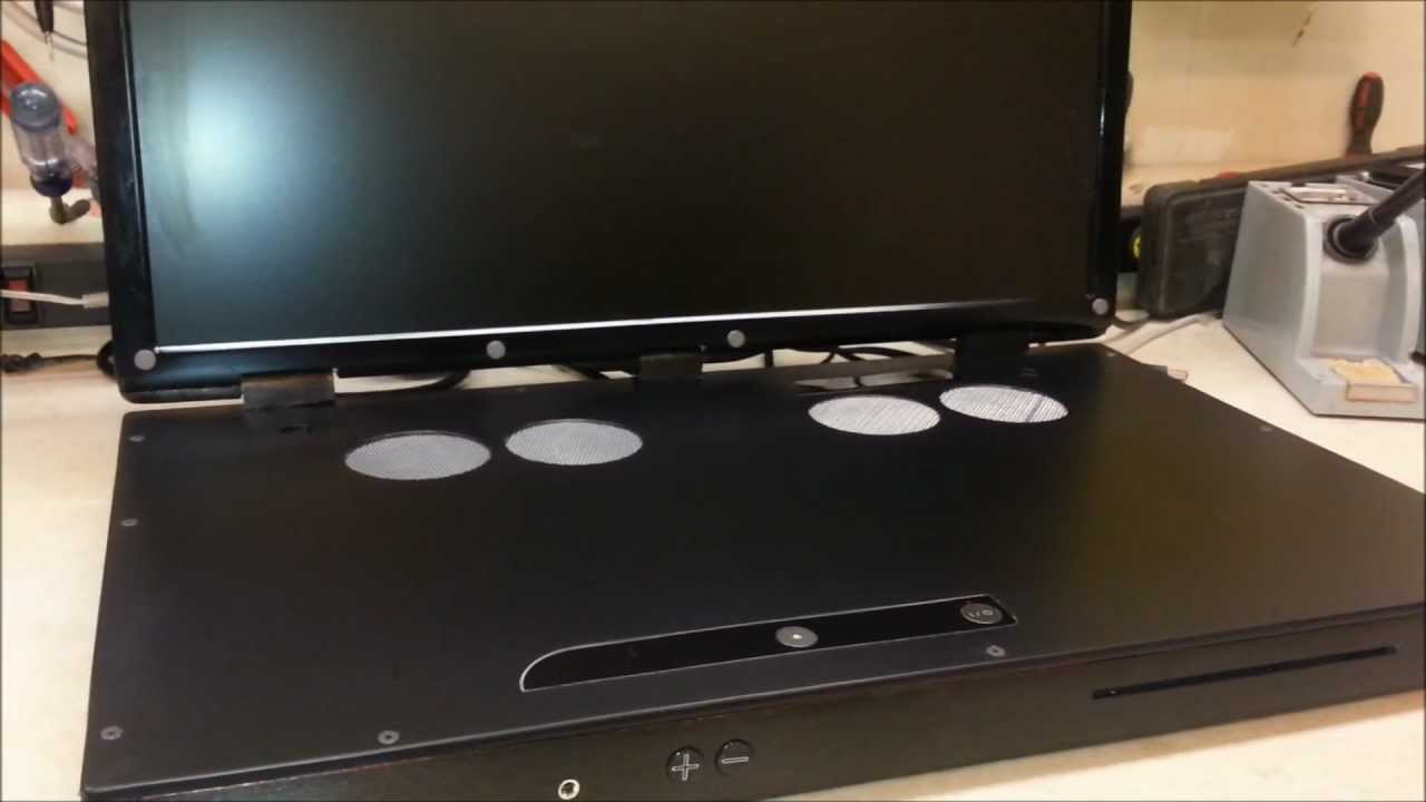 how to connect ps3 to laptop