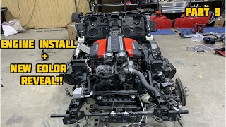 Rebuilding a Wrecked 2017 Dodge Viper Part 9