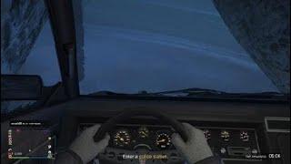 Grand Theft Auto 5 car view trick 2018