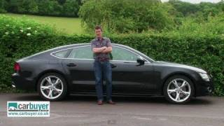 Audi A7 review - CarBuyer