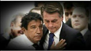 Jair Bolsonaro decide o que vai fazer com o senador Magno Malta e rebate críticas de Silas Malafaia