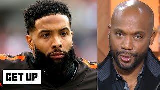 'The Browns trading Odell Beckham Jr. would be stupid!' - Louis Riddick | Get Up