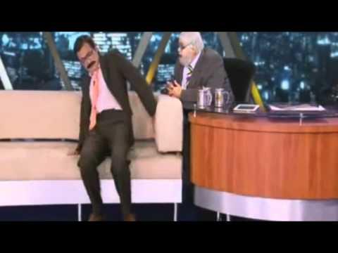 O melhor do melhor do mundo: Fingir estar cagado: P�nico Na TV 14/08/2011