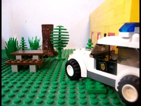 Lego Cops part 1 of 2 Music Videos