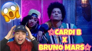 Download Lagu CARDI B x BRUNO MARS THE FINESSE GAME IS STRONG ASF FAM! Gratis STAFABAND