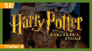 Harry Potter and the Sorcerer's Stone (2001) Trailer 2