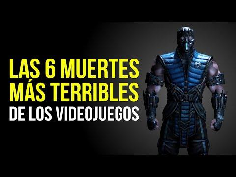 Las 6 muertes MÁS TERRIBLES de los videojuegos