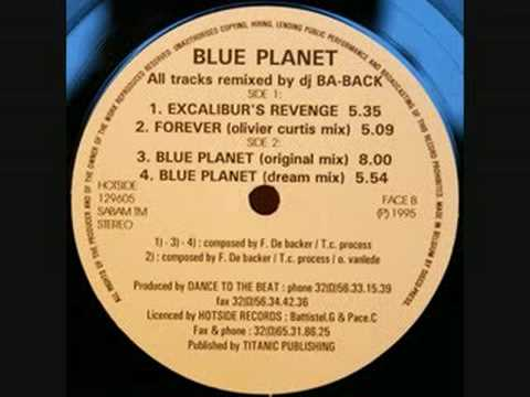 Blue Planet - Excalibur's Revenge