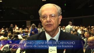 Divaldo Franco é homenageado na Câmara dos Deputados