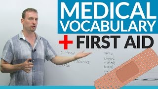 Download Learn First Aid Vocabulary in English – It could save your life! 3Gp Mp4