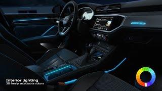 Audi Q3 2019 Infotainment & 3D Sound System