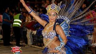 Video cierre carnavales 2015 de Puerto Vilelas Chaco