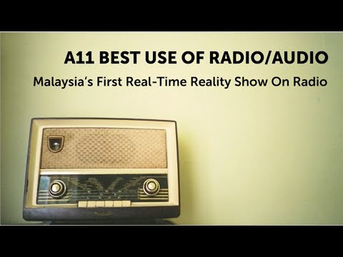Petronas - Malaysia's First Real Time Reality Show on Radio