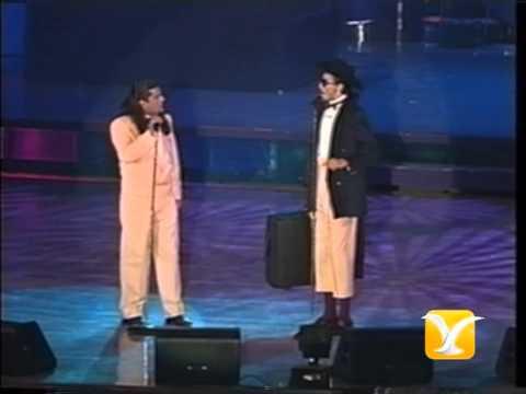 Dinamita Show, Humor, Festival de Viña 1996