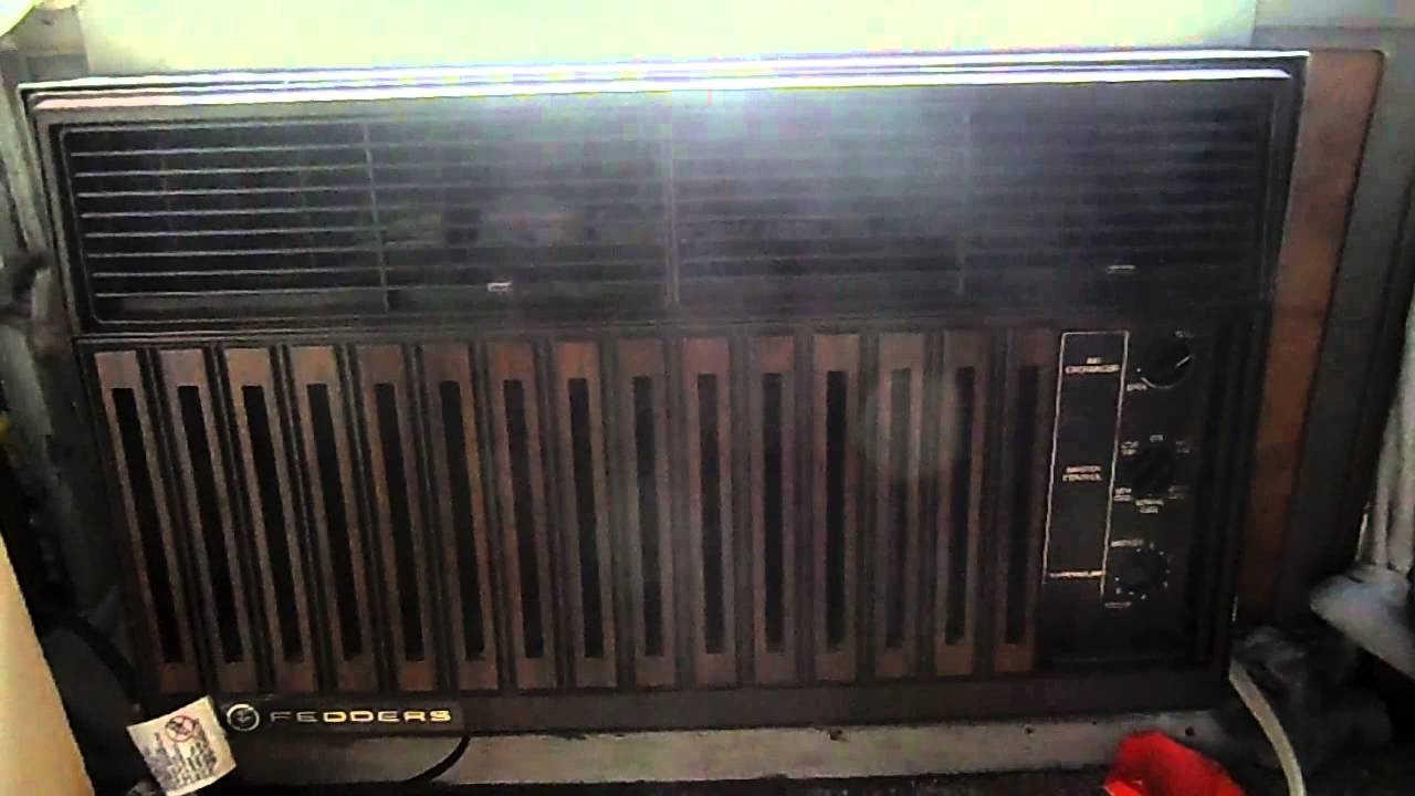 Room Air Conditioner Not In Window