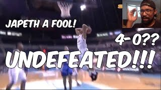 CAN WE MAKE IT 4-0?? Philippines vs Thailand 2017 SEABA HIGHLIGHTS REACTION!!