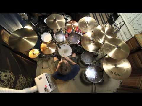 Rush Red Barchetta Drum Cover-Johnkew thumbnail