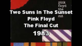 Pink Floyd Video - Pink Floyd - 12 Two Suns In The Sunset (Spanish Subtitles - Subtítulos en Español)