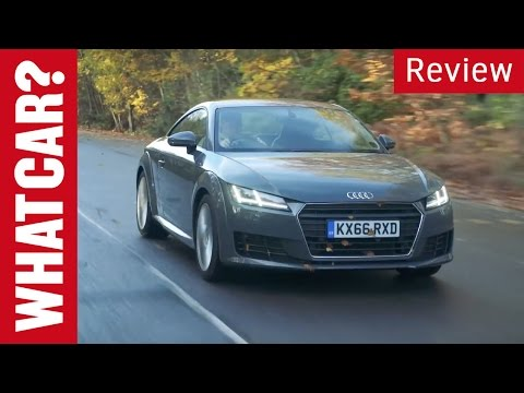 2017 Audi TT review | What Car?