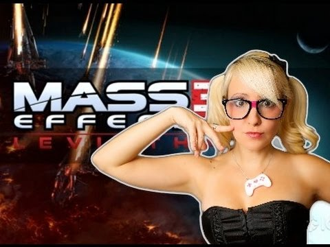 Raychul Reviews: Mass Effect 3 Leviathan DLC