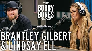 Brantley Gilbert and Linsday Ell Talk About Their New Collaboration