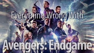 Everything Wrong With Avengers: Endgame In Time Travel Minutes Or Less