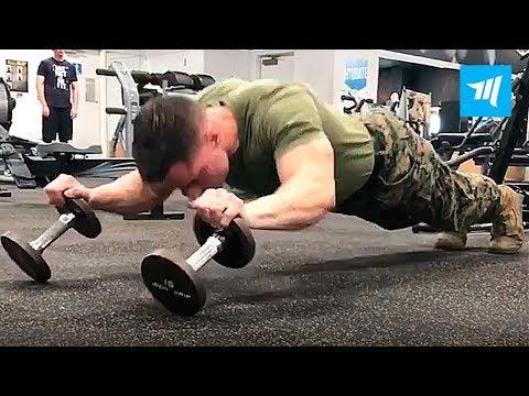 Strongest Marine - Julian Miguel Arroyo | Muscle Madness #1