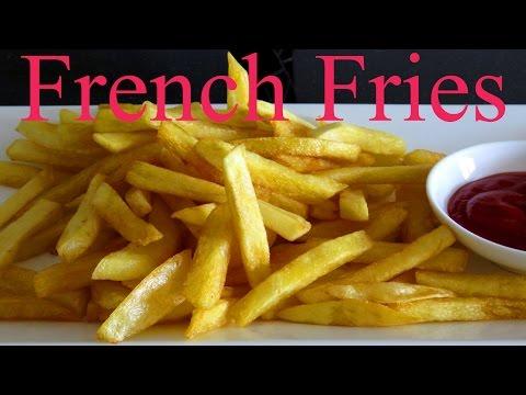 Вкусная КАРТОШКА ФРИ Секреты приготовления Хрустящий картофель фри - French Fries - Khoai Tây Chiên