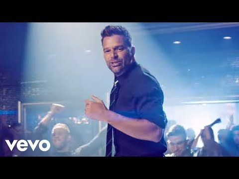 Ricky Martin - Come With Me (Official)