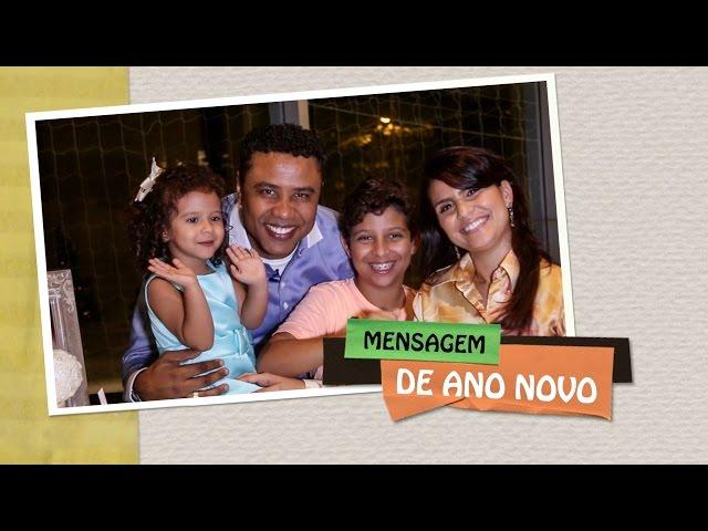 Mensagem de Ano Novo | Aline Barros e família