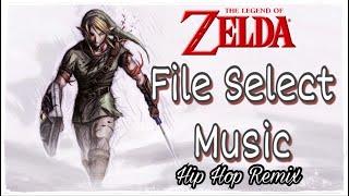 The Legend of Zelda - Select Theme (Hip Hop Remix / Mashup)
