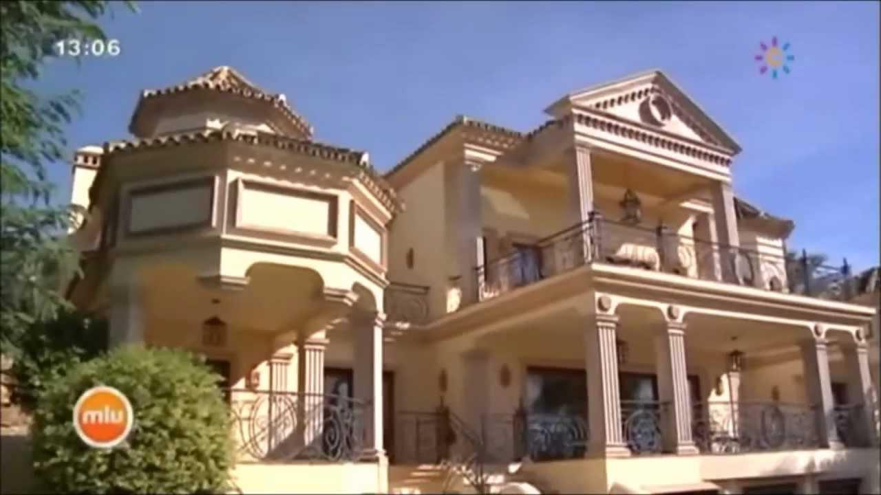 La casa mas cara de espa a mansion youtube - Casas grandes y bonitas ...