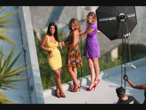 Audrina Patridge, Lauren Conrad and Whitney Port ( The Hills )- 070808 - PapaBrazzi Report Video