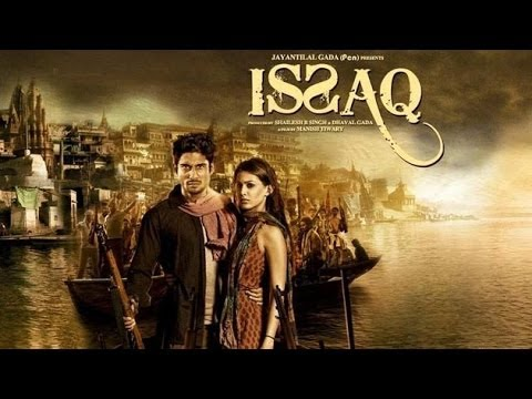 Issaq | Digital Poster | Hindi Movie | Prateik, Amyra Dastur