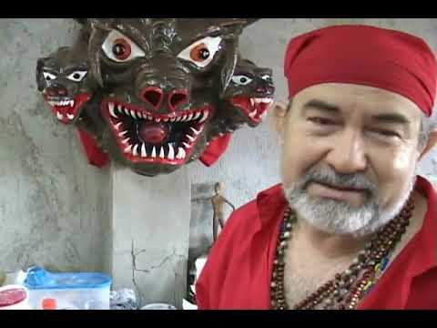 Diablos Danzantes de San Francisco de Yare, Hacedor de Caretas Juan Vicente Morgado