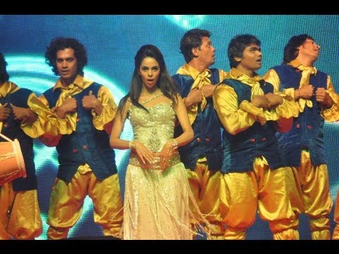 Mallika Sherawat's Amazing Dance Performance On New Year's Eve