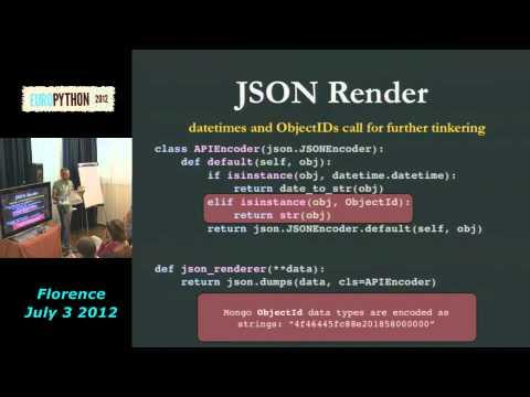 Image from Sviluppare una Restful web API con Python, Flask e MongoDB