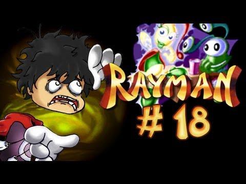 [Rayman   Let's Play FR Partie 18] DES JUMPSCARES DANS RAYMAN?!