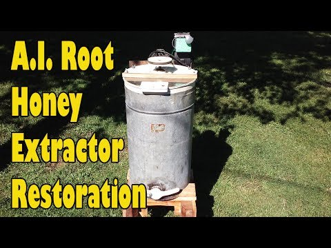 A. I.  Root Extractor Refinish And Repair