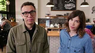 Fred and Carrie's White Supremacist Warning Signs   Full Frontal on TBS