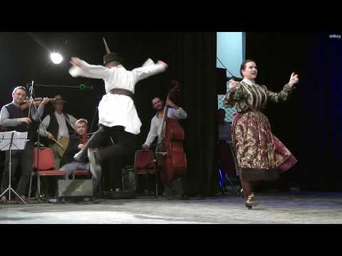 Vincze Kamilla és Majoros Zoltán - Nadabi táncok